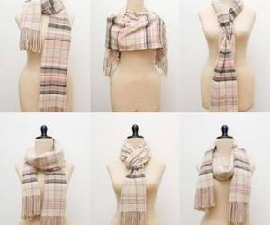 diy, scarf, and winter image