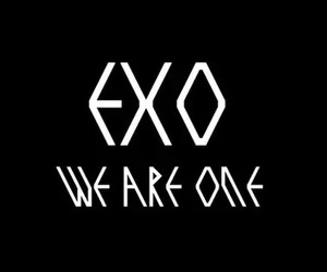 are, exo, and one image