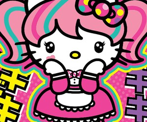 hello kitty kawaii cute image