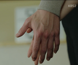 couple, hands, and woman image