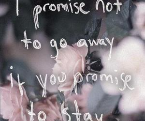 promise, love, and quote image