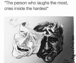 sad and true image