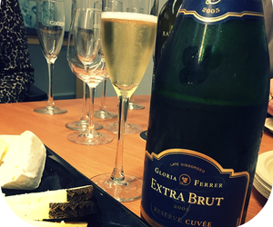 bubbly, champagne, and sparkling image