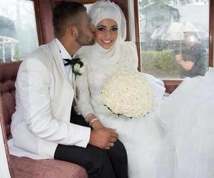 arabian, hijab, and white image