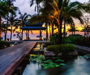 beautiful, travel, and paradise image