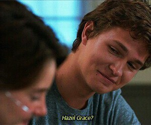 love, john green, and the fault in our stars image