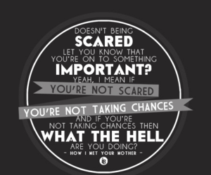 chances, how i met your mother, and important image