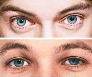 eyes, Harry Styles, and larry image