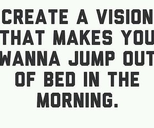 quote, vision, and life image