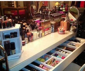 beauty, life goals, and makeup image