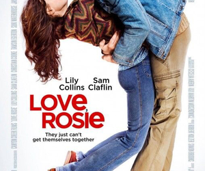 love rosie, movie, and lily collins image