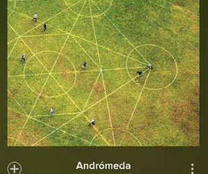 amor, andromeda, and cancion image