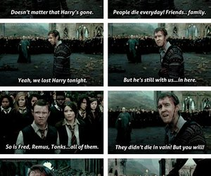 harry potter, neville longbottom, and voldemort image