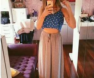 girl, outfits, and fashion image