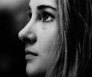 Shailene Woodley, divergent, and insurgent image