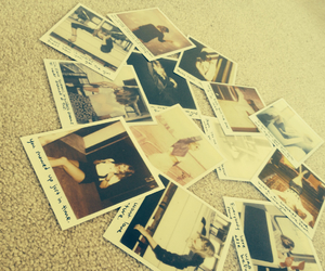 1989, photography, and polaroids image