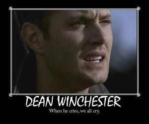 dean and supernatural image