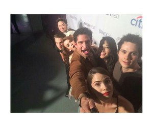 teen wolf, teen wolf cast, and tyler posey image