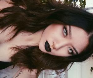 dark and hair image