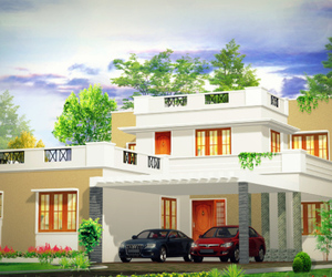 home architects, best architects in pune, and organic architects image