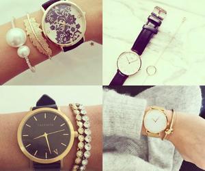 accessories, bijou, and black image