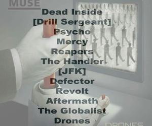 band, Matt Bellamy, and muse image