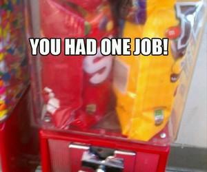 lol, funny, and job image