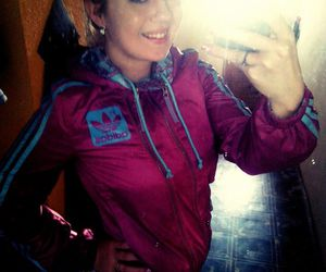 adidas, smile, and sport image