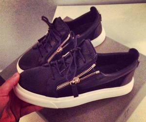 shoes, zanotti, and black image