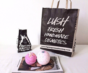 girl, lush, and boy image