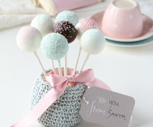 candy, sweet, and pastel image