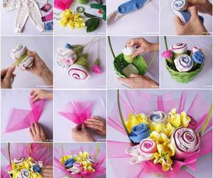 diy, crafts, and baby gift image