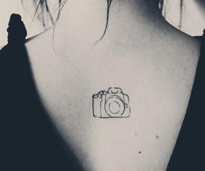 tattoo and camera image