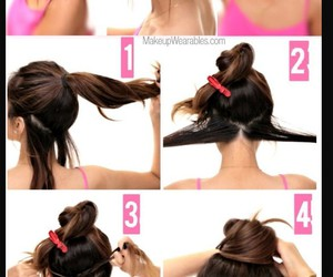hair, capelli, and tutorial image