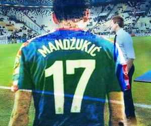 Croatia, football, and atletico de madrid image