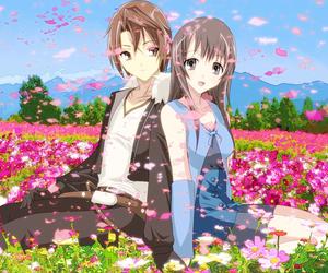 anime, rinoa, and final fantasy viii image