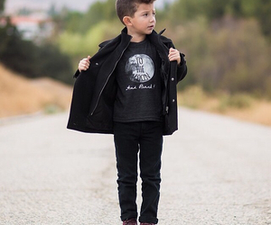fashion and kids image