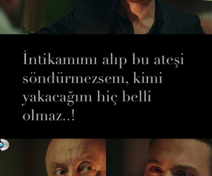kerem bursin, intikam, and Şeref meselesi image