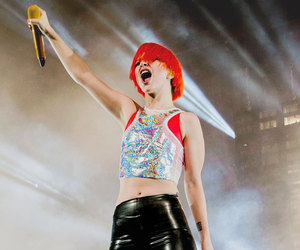 bands, hayley williams, and music image