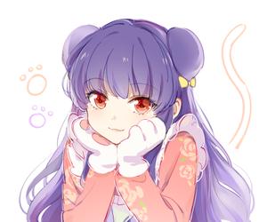 shampoo, anime, and anime girl image
