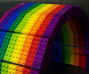 color, lego, and color lego image