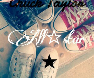 all star and chuck taylor image