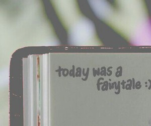 fairytale, text, and book image