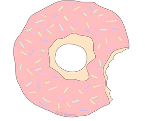 donut, doughnut, and food image