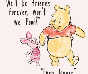 friends, pooh, and winnie the pooh image
