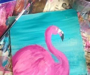 animal, art, and blue image