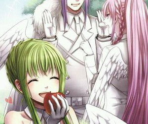 vocaloid, gumi, and luka image