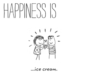 cold, ice cream, and lovers image