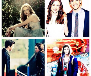 cw, danielle panabaker, and the flash image
