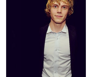 evan peters, sexy, and boy image